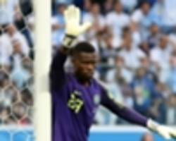'south africa won't be easy' - nigeria's francis uzoho