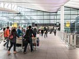 Heathrow Airport to install facial scanners so people can fly without having to show their passports
