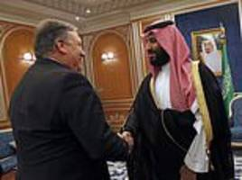 Mike Pompeo warned Saudi Arabia they have 72 hours to finish probe into Jamal Khashoggi case