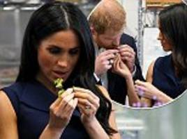 Royal tour: The one native Australian food Meghan Markle refused to eat during lunch in Melbourne