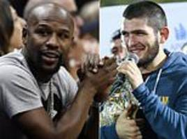 Could Floyd Mayweather vs Khabib Nurmagomedov really happen? (and how much they could each pocket)