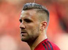 Luke Shaw's new £150,000-a-week contract 'given green light by Jose Mourinho'