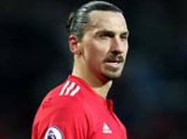 zlatan ibrahimovic indicates he would reject chance to return to manchester united on loan