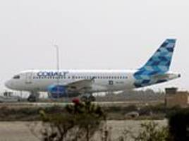 chinese-backed cypriot airline cobalt goes bust leaving hundreds of passengers stranded