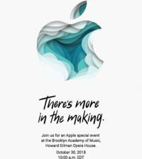 it's official: apple sends out invitations for the new ipad event on october 30 (aapl)