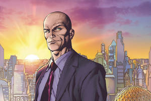 'supergirl': the cw to introduce iconic dc comics villain lex luthor this season