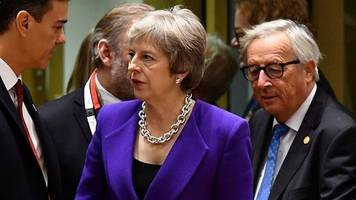 Brexit: EU ready to extend transition period