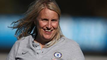 emma hayes: chelsea manager's 'maternal side' helped pick side up after 5-0 loss