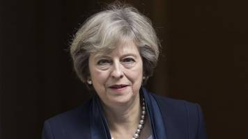 Theresa May Could Extend Post-Brexit Transition Period