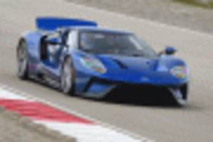 ford gt production extended to 1,350 cars through 2022