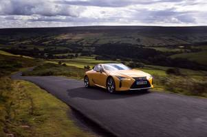 The supreme Lexus LC500 rivals the very best