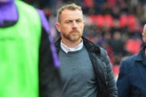 gary rowett wants 'hot bed atmosphere' for stoke city and birmingham bumper crowd