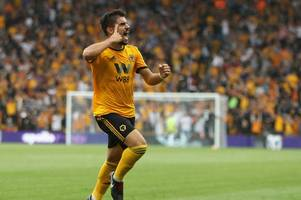 Odds slashed on Ruben Neves joining Man City in January - for this reason