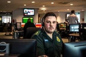 BBC One's Ambulance returns to tonight - but with a big change which will disappoint Brummies
