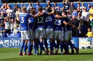this birmingham city player is leading the way with a 7.17 rating this season