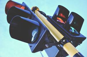ford says new tech will make traffic lights a thing of the past