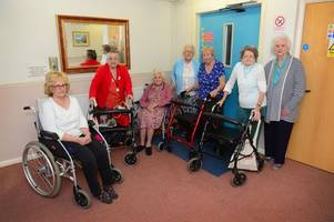 14 elderly people trapped upstairs for a WEEK after lift breaks at housing complex - and one of them lives downstairs