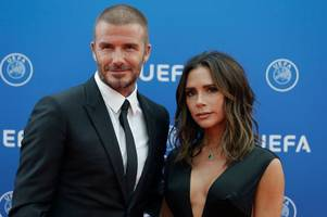 David Beckham admits marriage to Victoria is hard work and has become more complicated