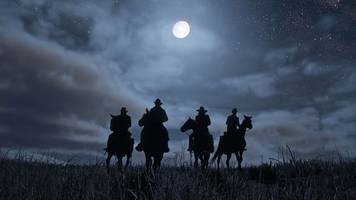 Red Dead Redemption 2's launch trailer reminds us where we started from