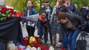 Crimea attack: Kerch students left with horrific bomb injuries
