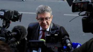 Jean-Luc Mélenchon: French left-wing leader quizzed over cash