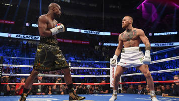 Floyd Mayweather Says He's Ready for a Conor McGregor Rematch After Potential Khabib Fight