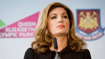 Karren Brady Hits Out at London Stadium Ownership With Venue Set to Lose £140m in 10 Years