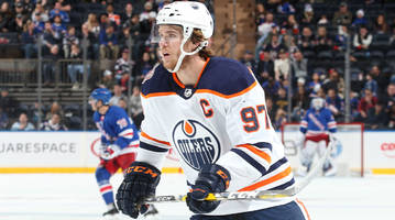 'not surprised': there's at least one person who expected this type of start from connor mcdavid