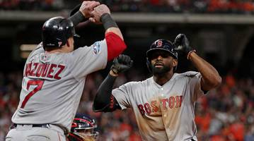 Red Sox Win Marathon ALCS Game 4 in Wild Fashion to Close in on World Series