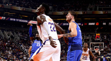 a tale of opposite prospects: deandre ayton, luka doncic showcase bright futures on opening night