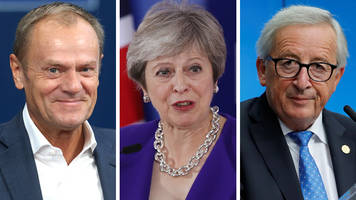 brexit: five things that happened at the eu brussels summit