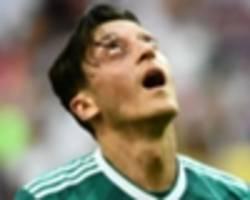 hoeness: i shouldn't have said arsenal star ozil was sh*t