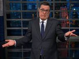 Colbert mocks Trump for finally admitting journalist Jamal Khashoggi is likely dead