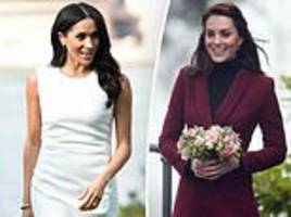 Pregnant Meghan Markle is experimenting with her hair on royal tour