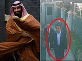 saudi crown prince's right-hand man played 'pivotal role in jamal khashoggi disappearance'