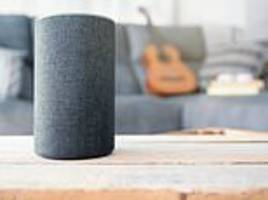 Shhh! Amazon reveals new 'whisper mode' for Alexa to stop it waking everyone up