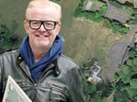 Chris Evans angers neighbours over development plan at old Ascot home