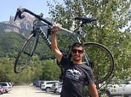 hunted beyond the grave: the british cyclist shot dead in the alps