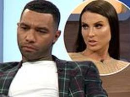 jermaine pennant and alice goodwin admit their marriage turned 'hostile' after cbb