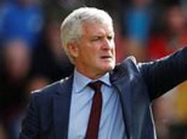 Mark Hughes insists Eddie Howe's side cannot be regarded as 'little old Bournemouth' anymore