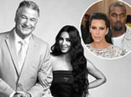 kim kardashian tells alec baldwin she became a more 'private' person after marrying kanye west
