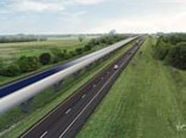 the 'heartland hyperloop': missouri route could be the first in america