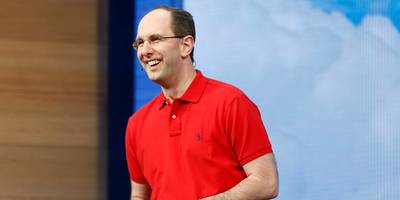 the ceo who will run microsoft's $7.5 billion bet on open source explains the vision for leading a software revolution it spent years fighting (msft)