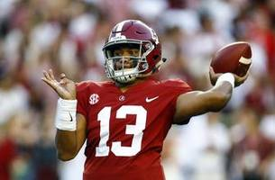 No. 1 Alabama seeks to beat Tennessee for 12th straight year