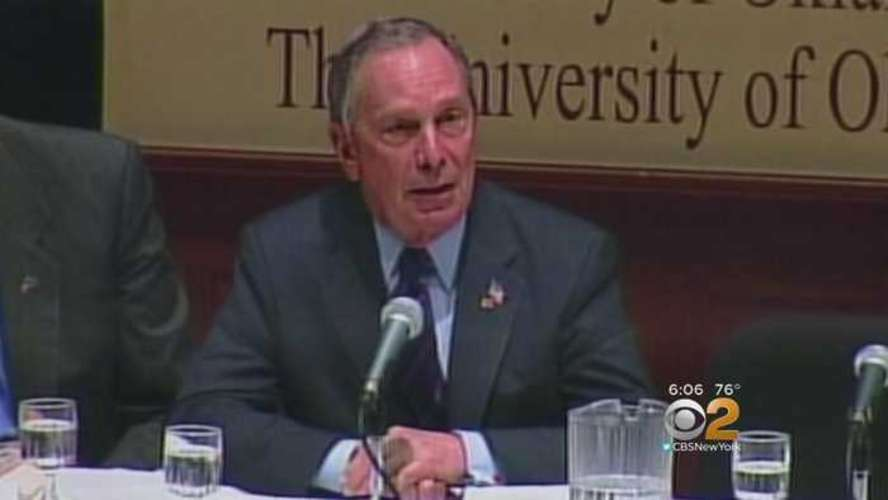 Is Michael Bloomberg Finally Running for President?