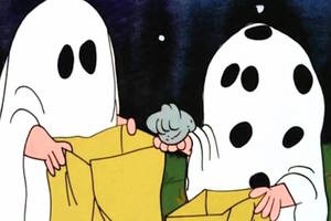 'it's the great pumpkin, charlie brown': peanuts creator's daughter recalls giving real halloween rocks