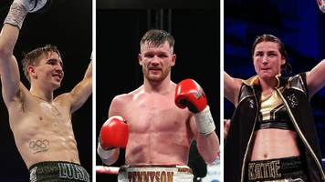 james tennyson: belfast boxer eyes title as irish fighters prepare for american bouts