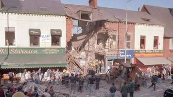 shankill bomb: mother recalls plea for help from sean kelly
