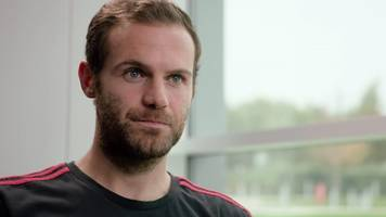 Fans 'win games' for Manchester United - Juan Mata