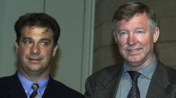 'how i tricked sir alex into playing me while i had pleurisy'